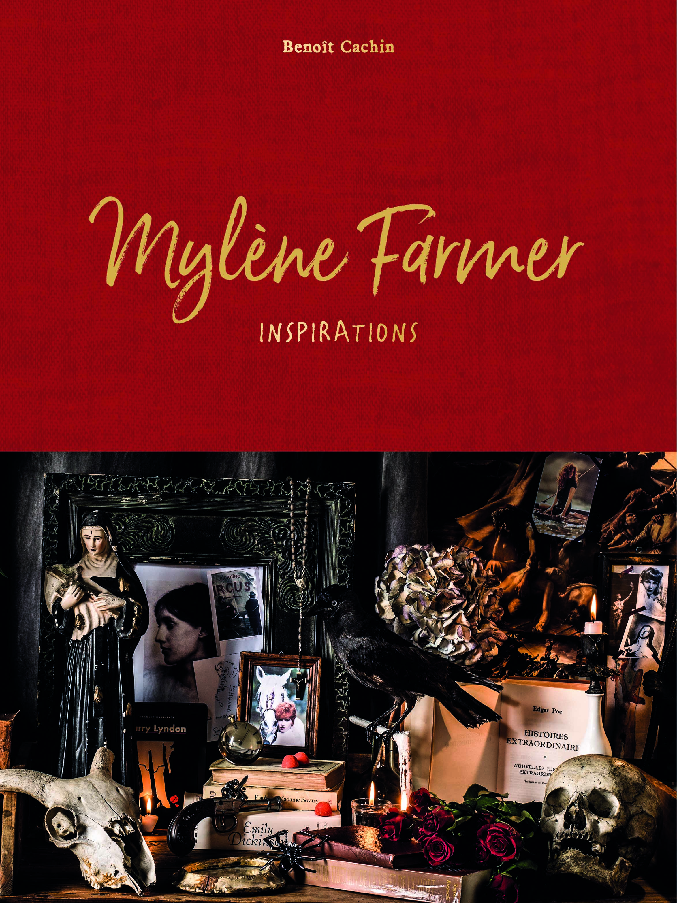 Mylène Farmer - Inspirations