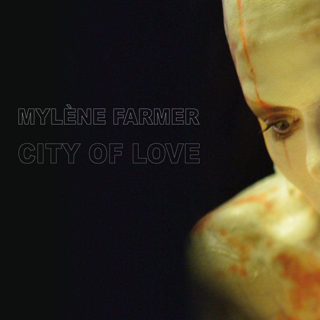Pochette single City of love