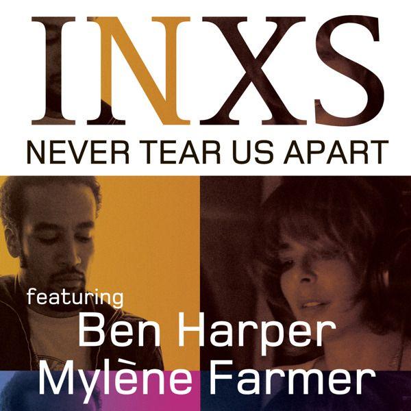 Left Tearing Us Apart: Single Never Tear Us Apart De Mylène Farmer (2010